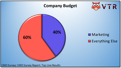 Marketing Percent of Company Budget