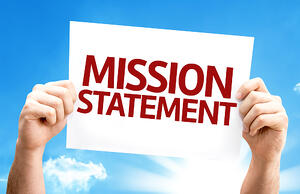 The Mission Statement is a critical element for success